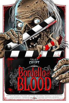 Tales from the Crypt Presents: Bordello of Blood - Gary Pullin ----