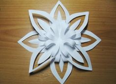 A snowflake - Craft Forum