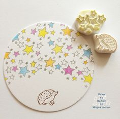 clay stamp inspiration for me :) http://instagram.com/moge_rin/