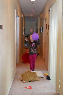 Messy Kids: Rainy Day Activity Course