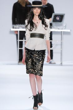 Carlos Miele Fall 2012 Ready-to-Wear Collection Photos - Vogue