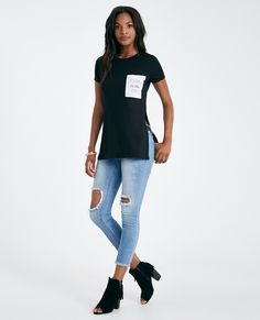 Today Is The Day Pocket Tee Today Is The Day Pocket Tee