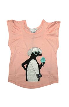 PENGUIN T-SHIRT (Marc Jacobs)