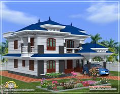 111 Best Beautiful Indian Home Designs Images | Indian Home Design,  Contemporary Houses, House Exterior Design