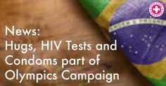 News: Hugs HIV Tests and Condoms part of Olympics Campaign - Read here: https://www.shimclinic.com/blog/news-hugs-hiv-tests-and-condoms-part-of-olympics-campaign. #News #HIV #olympics #paralympics #STD