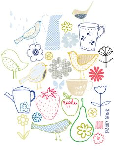 blogmix-vanillastitch2014 - Sally Payne -this would make a GREAT embroidery-