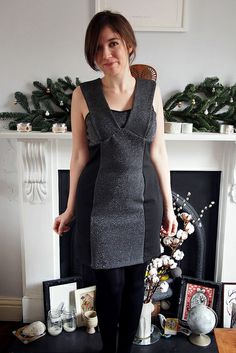 By Hand Georgia dress by What Katie Does, via Flickr