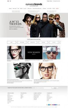 Eyewear Brands - Shop the Latest Luxury Eyewear Online