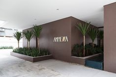 Ampiezza - CFL Construções /STUDIOMDA Wayfinding Design