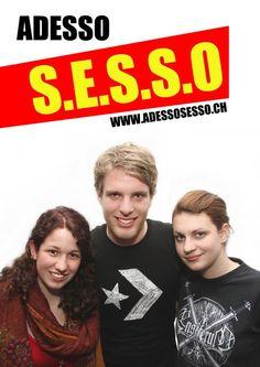 Adesso S.E.S.S.O Movies, Movie Posters, Films, Film Poster, Cinema, Movie, Film, Movie Quotes, Movie Theater