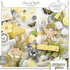 Ray of light (kit complet) par Graphia Bella