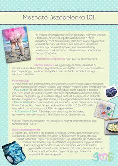 Mosható úszópelenka 101 - About swimming cloth diaper Cloth Diapers, Words, Swimming, Swim, Horse, Diapers