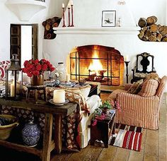 california cottage...cozy