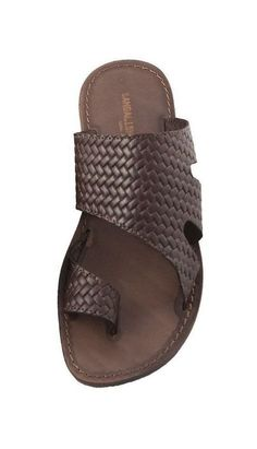 Men Sandals by SandaliShop - Men Sandals - Ideas of Men Sandals - Men Sandals by SandaliShop Leather Slippers, Mens Slippers, Leather Sandals, Me Too Shoes, Shoe Boots, Shoes Sandals, Dress Shoes, Moda Do Momento, Slipper Sandals