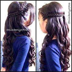 prim bow braid