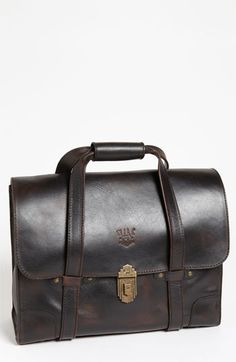 Will Leather Goods 'Everett' Satchel available at Nordstrom $695