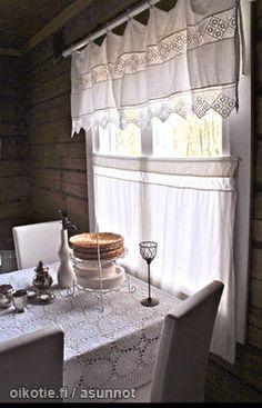 Summer cottage kitchen / Kesämökin keittiö