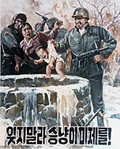 Kore savaşı sırasında Amerikan karşıtı propaganda. Bölüm II. Uzak Doğu. propagandanın tarihi