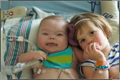 Read about this foundation's mission to raise money for congenital heart defect research and to support families affected by this disease.  www.eaglerarelife.com/content/becky-fox-ortyl