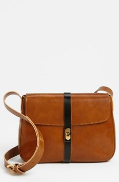 Marni Leather Crossbody Bag available at #Nordstrom
