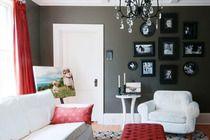 Tina Wilson's Striking Style House Tour | Apartment Therapy