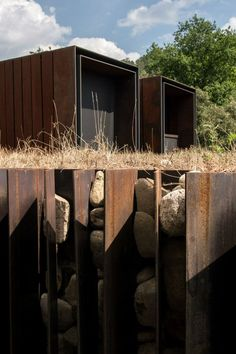 casa horizonte, vall de bianya girona [WALL ...]