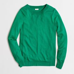 Factory Sawyer sweater : crewnecks & boatnecks | J.Crew Factory