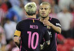 el nuevo Rakitic hizo de Messi - Goal.com