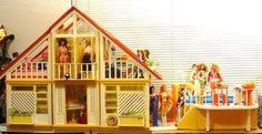 Barbie Dream House. So many memories.