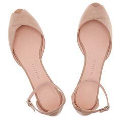 ATILIA SHOES NUDE-36 - Shoes