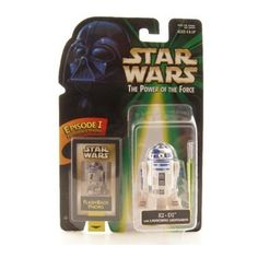 Amazon.com: Star Wars: Power of the Force Flashback R2-D2 Action Figure: Toys & Games
