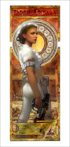 Padme I would love to see this on a @Her Universe tee :)(:
