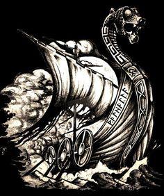 Výsledek obrázku pro valhalla tattoo designs