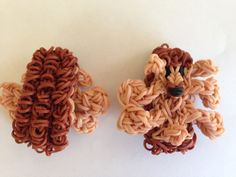 Rainbow Loom HEDGEHOG. Now on YouTube! charms Figures. Gomas.  Subscribe ❤️❤️m.youtube.com/user/LoomingWithCheryl