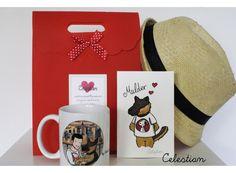 packs de regalo personalizados Celestian www.celestianshop.com #handmade #regalos