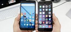 Rapora Göre Android 5.0 Lollipop iOS 8'den Daha Stabil