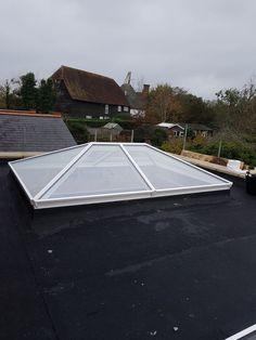 Roof Lantern, Ping Pong Table, Lanterns, Furniture, Home Decor, Lamps, Interior Design, Home Interior Design, Lantern