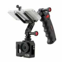 KamPro GoPro Cage   Handle Kit