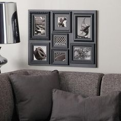 fuse 18 x 24 7 opening collage frame multiple colors