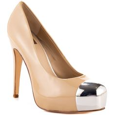 Dolce Vita Balko - Nude Patent Leather