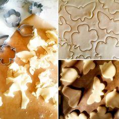 Ciasteczka maślane z nutką wanilii