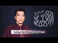 IRS Tip - Offer in Compromise