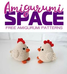 cute Crochet 253257179034218527 - Easter chicken pattern Source by Crochet Easter, Easter Crochet Patterns, Cute Crochet, Crochet Crafts, Easy Crochet, Crochet Projects, Crochet Patterns Amigurumi, Crochet Dolls, Amigurumi Toys