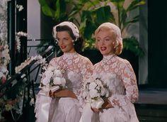 Los caballeros las prefieren rubias (1953) - Peliculas y Series