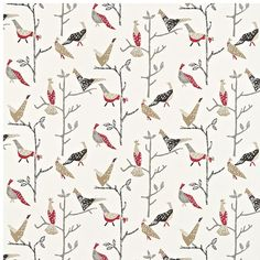 Scion Wabi Sabi Passaro Fabric Collection 120204