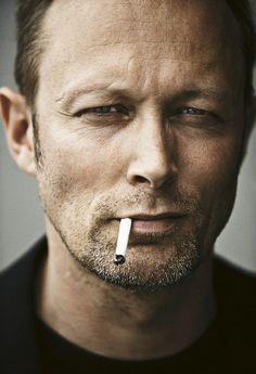 Lars Mikkelsen, bro of Mads
