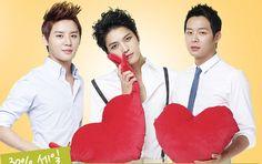 130331 Park Yoochun and JYJ for Tony Moly
