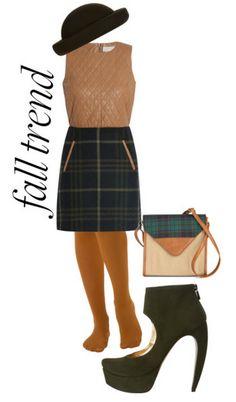 Classics Skater Skirt, Classic, Skirts, Polyvore, Image, Fashion, Derby, Moda, Skirt