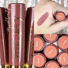 Matte Lip Color, Lip Colors, Soft Eyes, Independent Distributor, Collages, Tube, Eyeshadow, Make Up, Velvet