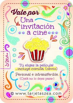 cine © ZEA www.tarjetaszea.com                                                                                                                                                                                 Más
